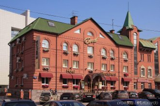 Бутик-Отель Grand Hotel Perm