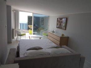 Nice Booking-Domaine Fleurs-Penthouse