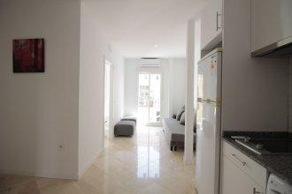 Apartamento de 2 Habitaciones con A/C en Puerta del Angel AZ2EXD