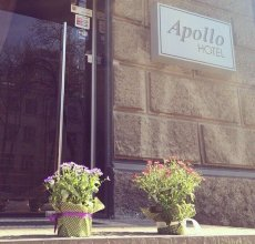Отель Apollo