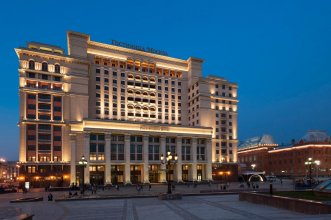 Гостиница Four Seasons Hotel Moscow