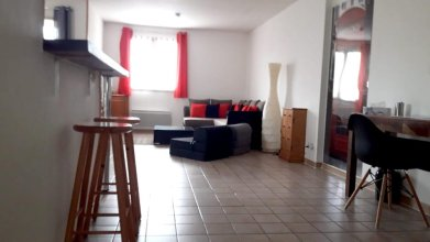 Apartment With 2 Bedrooms in Toulouse, With Shared Pool, Furnished Balcony and Wifi - 168 km From the Beach