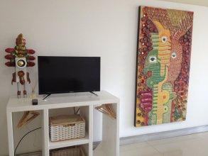 Tacha Balcony 9 Apartment