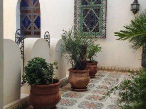 Riad Maison-Arabo-Andalouse