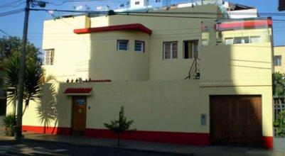 Pirwa Hostel Lima