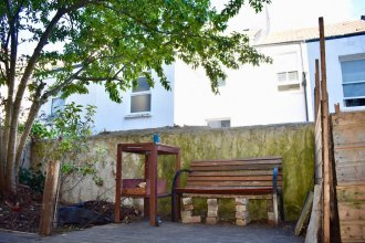 Central 1 Bedroom Flat With Garden In Brighton