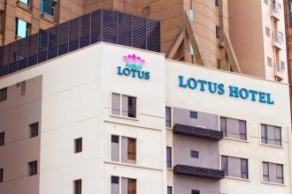 Lotus Family Hotel, Masjid India