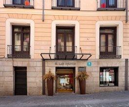 Отель Catalonia Las Cortes