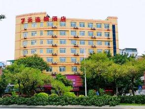 7 Days Inn (Zhaoqing Xinghu Avenue Hujing)