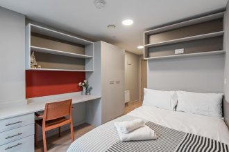 Central Modern 6BR APT With Fast Wifi - Sleeps 6