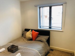 2bed 2bath apartment in kings cross