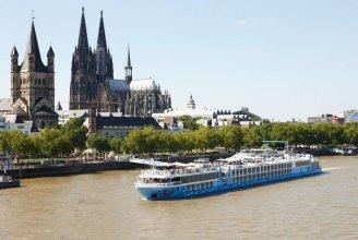 FairCruise Business ship Dusseldorf