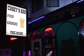 CASEYS HOTEL & IRISH BAR (OVER 18s)