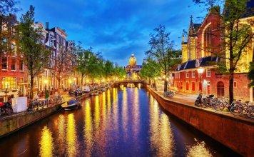 Amsterdam Dreaming