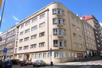 Metropolis Prague Apartments (Rezidence Veverkova)