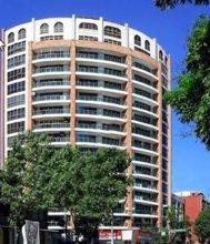 Penthouse US Embassy with Balcony