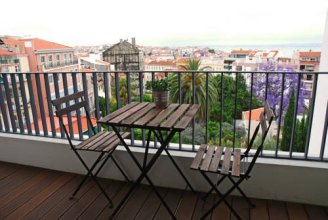 Lisbon Inside Connect Lapa Apartments