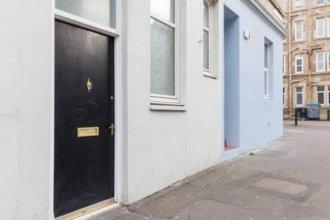 Bright Studio Apartment in Fountainbridge