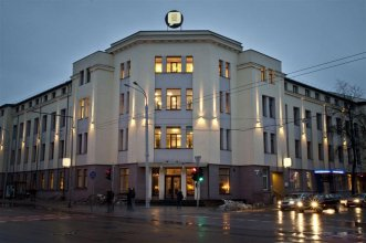 Отель Corner