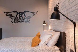 FM Luxury 1-BDR Apartment - Rock'n'Roll