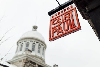 Auberge Saint-Paul - Hostel