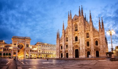 Experience Milano Fashion