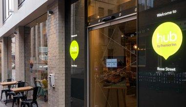 hub by Premier Inn Edinburgh City Centre (Rose Street)