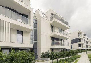 Luxury Apartments - Okrzei Residence