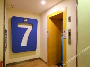 7 Days Inn (Xi'an Bell and Drum Tower Huimin Street North Street)