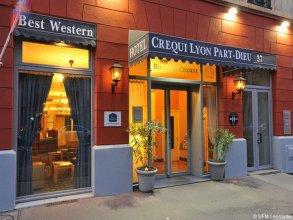 Best Western Crequi Lyon Part Dieu