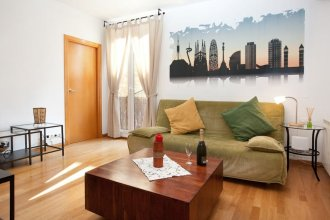 Beautiful Apartment Sagrada Familia
