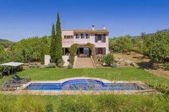 Villa With 3 Bedrooms in Sant Llorenç des Cardassar, With Wonderful se