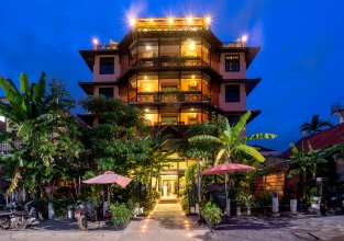 Angkor Panoramic Boutique Hotel