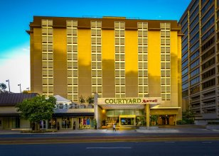 Courtyard Chevy Chase