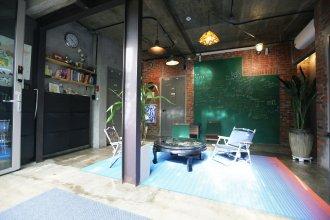 Hongdae Guesthouse Pajamaparty