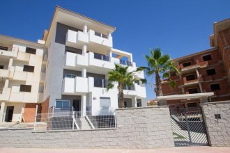 Apartment With 2 Bedrooms in Orihuela Costa, With Pool Access, Enclosed Garden and Wifi