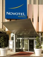 Novotel Strasbourg Centre Halles