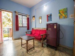 OYO 13360 Home Studio Morjim Beach
