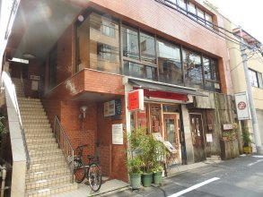 bnb Secret Base Mejiro Hostel