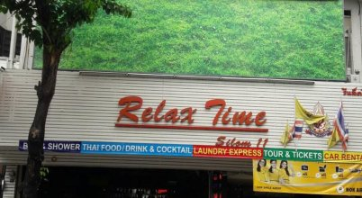 Relax Time Silom - Hostel