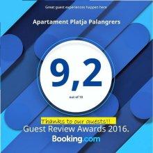 Apartament Platja Palangrers