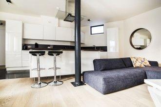Apartments Smartflats Saint-Géry Garden Flats