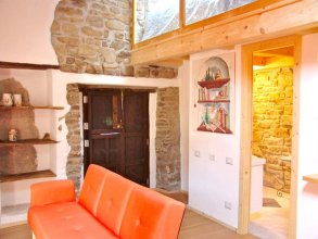 Studio in Castelmezzano, With Wonderful Mountain View, Furnished Balcony and Wifi