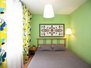 Apartment Etazhy Engelsa-Malysheva