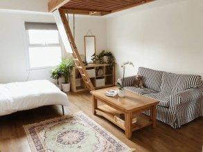 2 Beds Studio With Loft in Camden