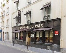 Hôtel de La Paix Tour Eiffel