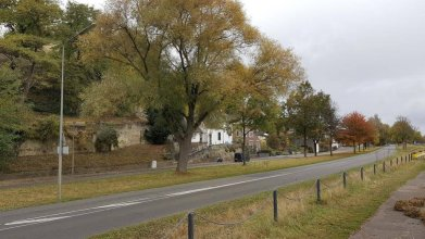 Huisje aan de Maas