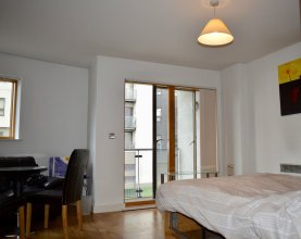 Studio Apartment in Central Manchester