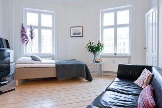 Beautiful 2-bedroom Apartment With Designers Furniture in Downtown Copenhagen