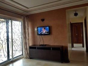 Appartement 2 Chambres Centre Fes-Nouzha